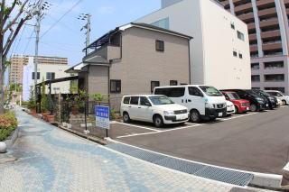 第2駐車スペース9台